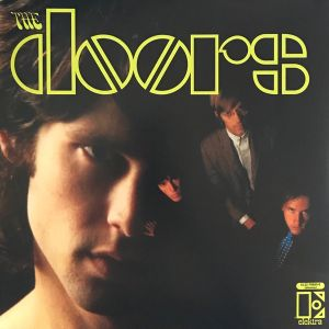 DOORS - The Doors LP UUSI RHINO Warner 180gram Original Mono Mixes