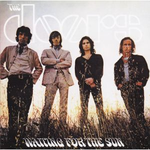 DOORS - Waiting for the sun REMASTERED+BONUS CD