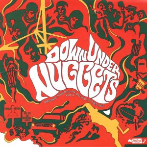 V/A - Down Under Nuggets Vol.2 (Australia 1965-67) LP Festival Records