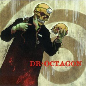 DR. OCTAGON - Dr. Octagonecologyst 2LP Geffen Records  Respect The Classics