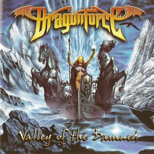 DRAGONFORCE - Valley of the Damned CD+DVD