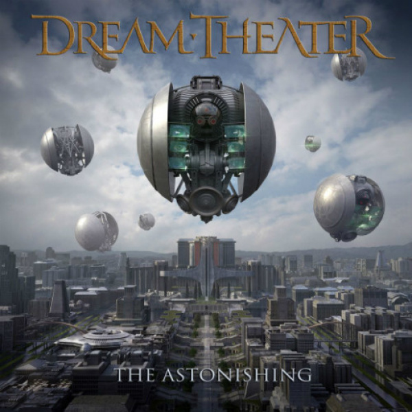 DREAM THEATER - Astonishing 4LP