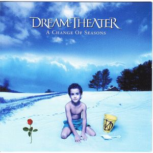 DREAM THEATER - A Change of seasons MCD