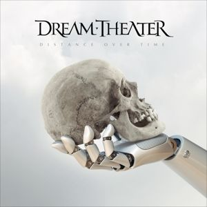 "DREAM THEATER - Distance Over Time LTD 2LP +7""2CD+BLU-RAY+DVD"