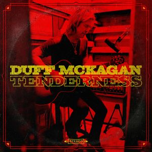 DUFF McKAGAN - Tenderness LP UUSI Universal