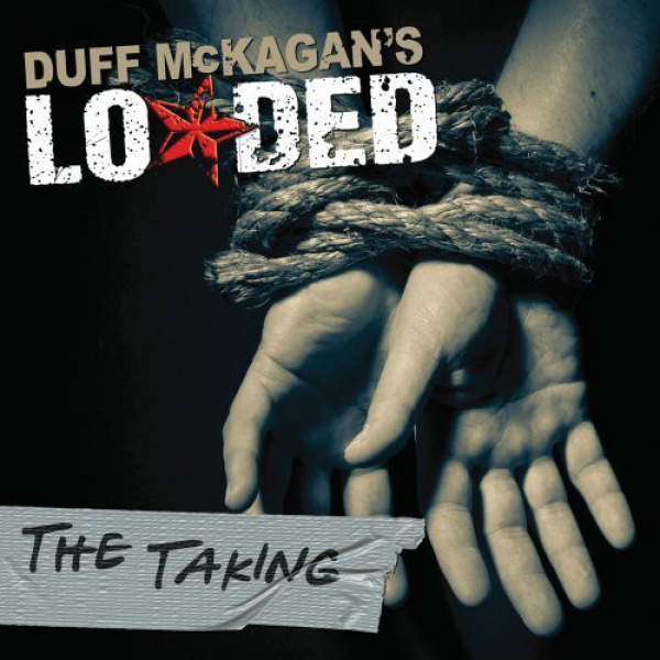 DUFF McKAGAN'S LOADED - The taking LP Armoury UUSI M/M
