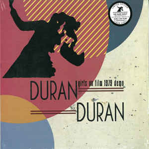 DURAN DURAN - Girls On Film 1979 Demo 12-INCH EP Cleopatra