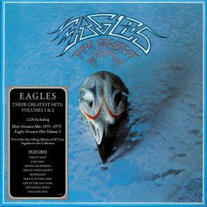 EAGLES - Their Greatest Hits Volumes 1 & 2 2CD