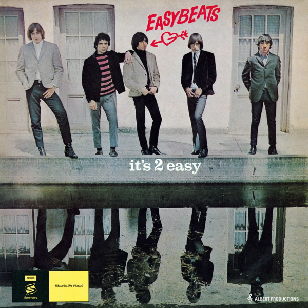 EASYBEATS It's 2 Easy LP UUSI Music On Vinyl
