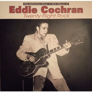 EDDIE COCHRAN - Twenty Flight Rock 2LP  Le Chant Du Monde
