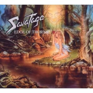 SAVATAGE - Edge Of Thorns CD