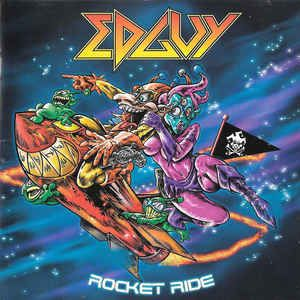 EDGUY - Rocket ride CD