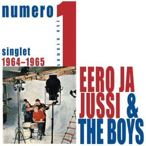 EERO JA JUSSI & THE BOYS - Numero 1 2LP UUSI Svart Records