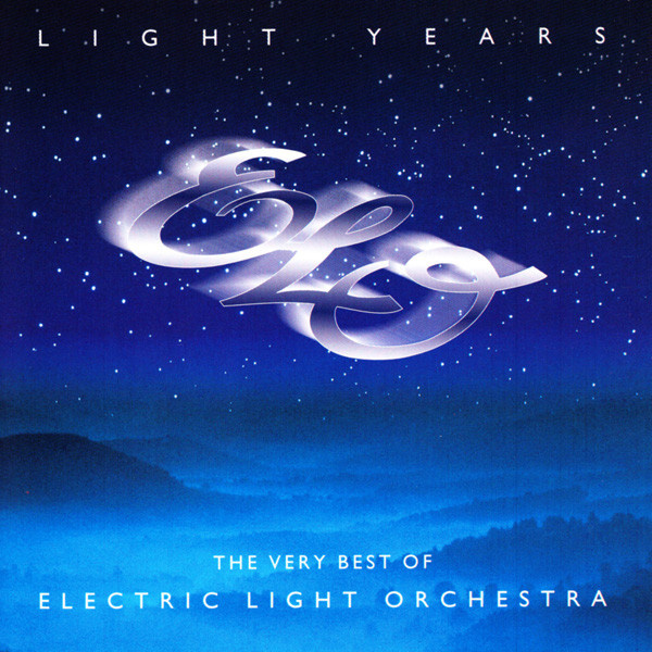 ELECTRIC LIGHT ORCHESTRA - Light Years: The Very Best Of Electric Light Orchestra 2CD