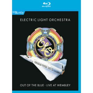 ELECTRIC LIGHT ORCHESTRA - Out of the blue- live at Wembley Blu-ray Dis