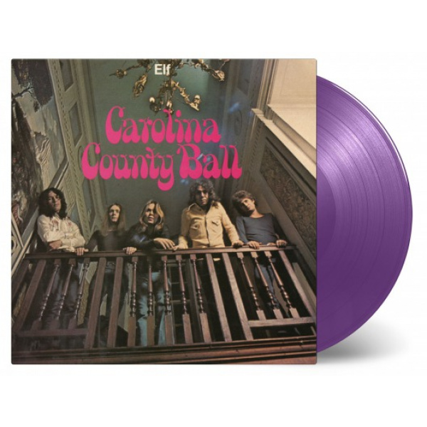 ELF - Carolina County Ball LP LTD 1500 PURPLE vinyl Music On Vinyl