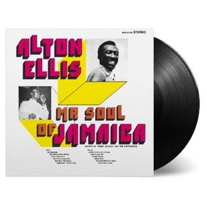 ELLIS ALTON - Mr. Soul of Jamaica LP Music on vinyl