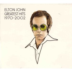 ELTON JOHN - Greatest hits 2CD