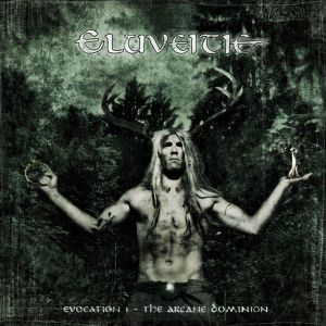 ELUVEITIE - Evocation I - the Arcane Dominion CD