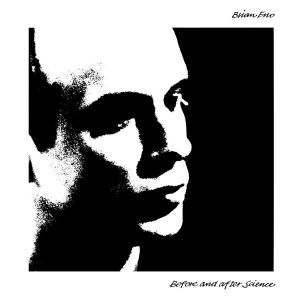 ENO BRIAN - Before & after science LP