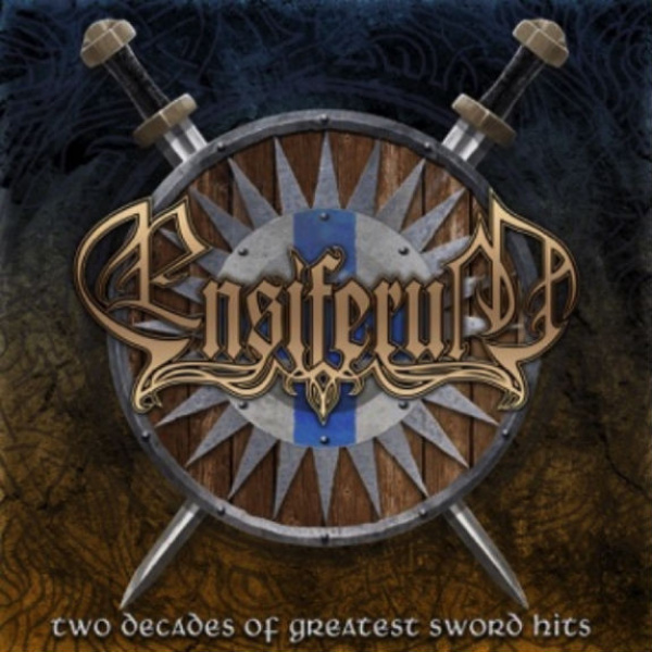 ENSIFERUM - Two Decades Of Greatest Sword Hits 2-LP Spinefarm UUSI M/M