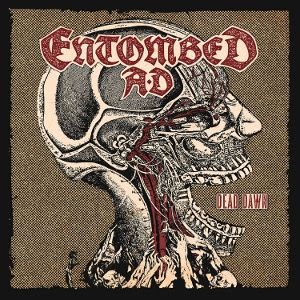 ENTOMBED A.D - Dead Dawn LTD CD+MC