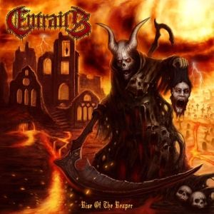 ENTRAILS - Rise of the Reaper LP