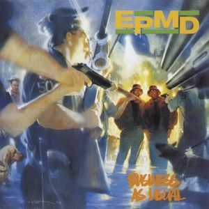 EPMD - Business as usual CD
