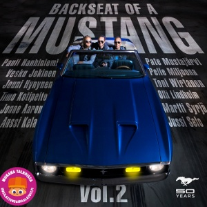 V/A Backseat Of A Mustang Vol. 2