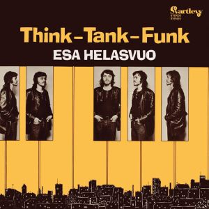 HELASVUO ESA - Think-Tank-Funk LP Svart LTD CLEAR M/M