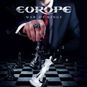 EUROPE - War Of Kings CD+DVD + BONUS TRACK