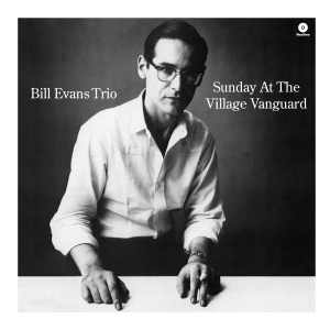 BILL EVANS TRIO - Sunday At the Village Vanguard LP UUSI Wax Time