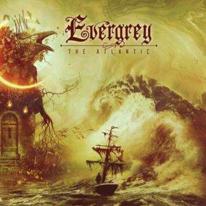 EVERGREY - The Atlantic CD