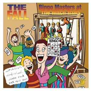 FALL - Bingo Masters At The Witch Trials LP