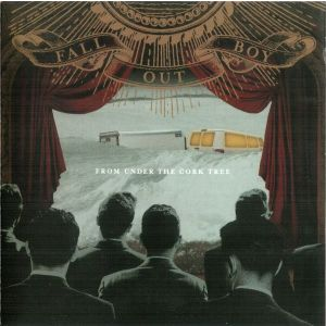 FALL OUT BOY - From under cork tree