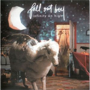 FALL OUT BOY - Infinity on high CD