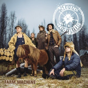 STEVE'N'SEAGULS - Farm Machine LP