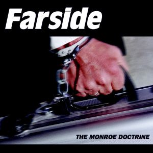 FARSIDE - The Monroe Doctrine LP Revelation LTD COLOUR VINYL uusi