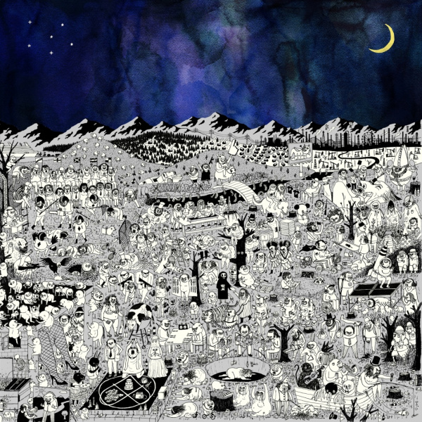 FATHER JOHN MISTY - Pure comedy LP+7""