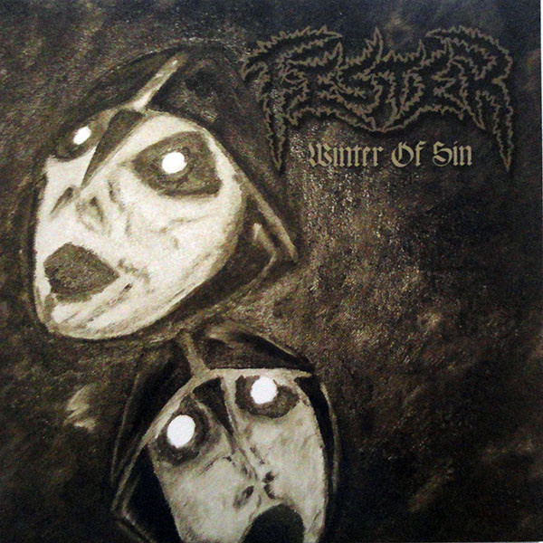 FESTER - Winter of sin LP Iron Bonehead UUSI (TARJOUS)