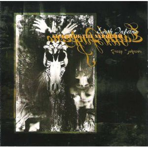 FIELDS OF THE NEPHILIM - Earth inferno CD
