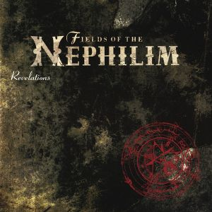 FIELDS OF THE NEPHILIM - Revelations CD