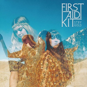 FIRST AID KIT - Stay Gold LP+CD COLUMBIA