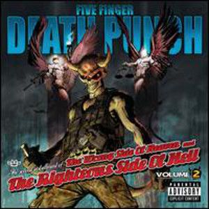 FIVE FINGER DEATH PUNCH - Wrong Side of Heaven and the Righteous... Vol. 2