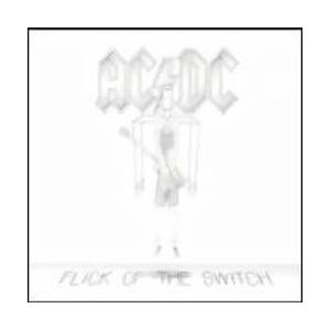 AC/DC - Flick of the switch CD