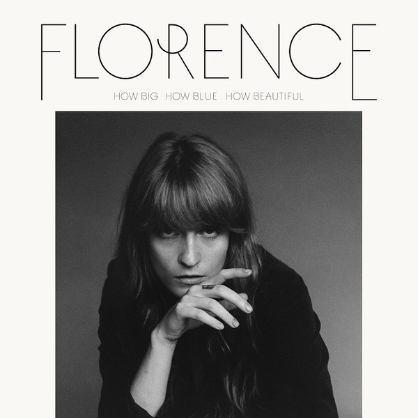 FLORENCE + THE MACHINE  - How Big How Blue How CD DELUXE EDITION