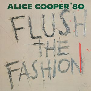 COOPER ALICE - Flush The Fashion LP