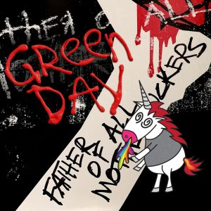 GREEN DAY  - Father of All... CD