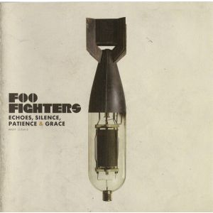 FOO FIGHTERS - Echoes, Silence, Patience & Grace CD