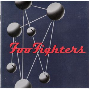FOO FIGHTERS - The Colour And The Shape CD